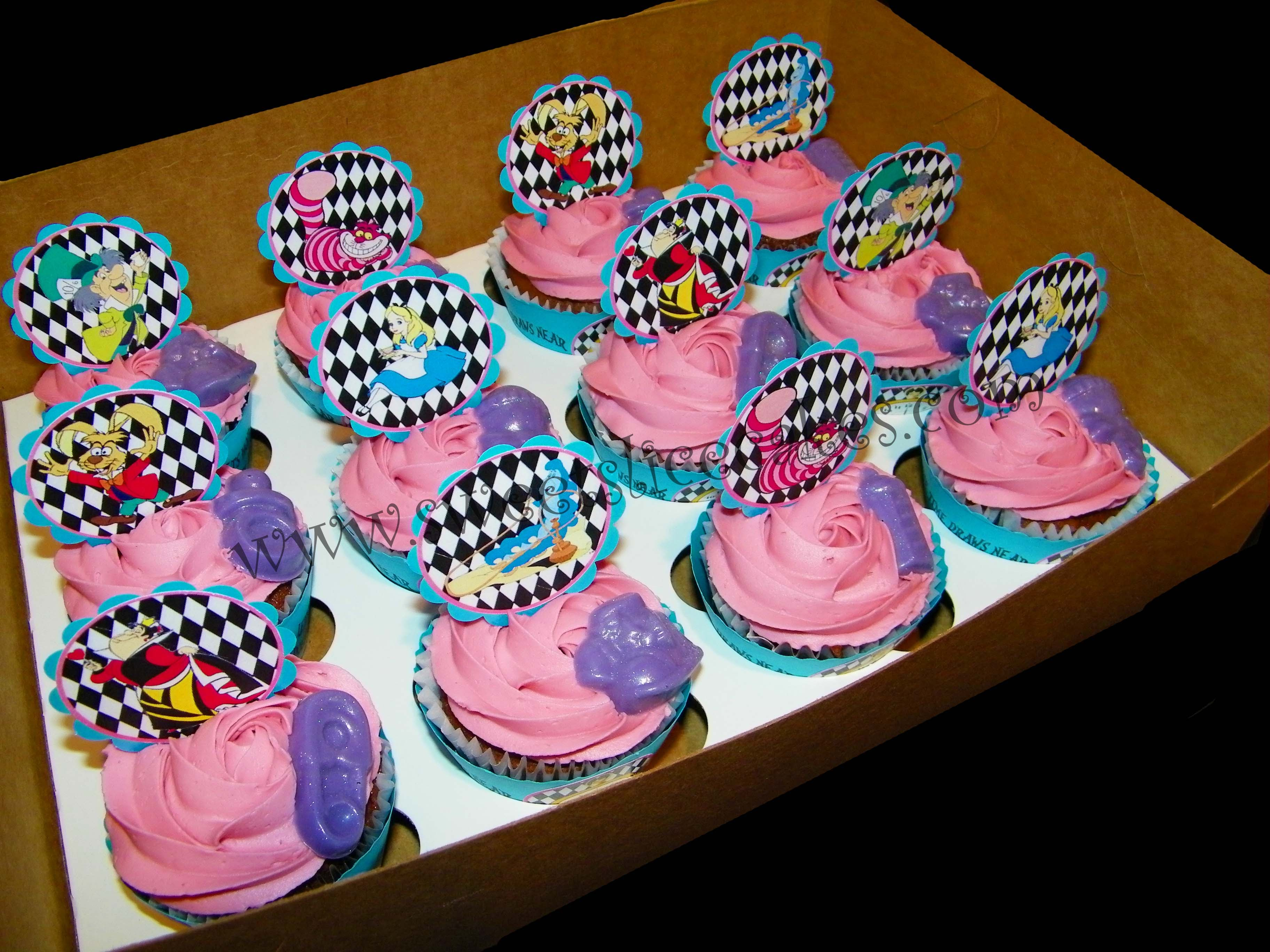 Baby Shower! Baby Shower Cupcakes