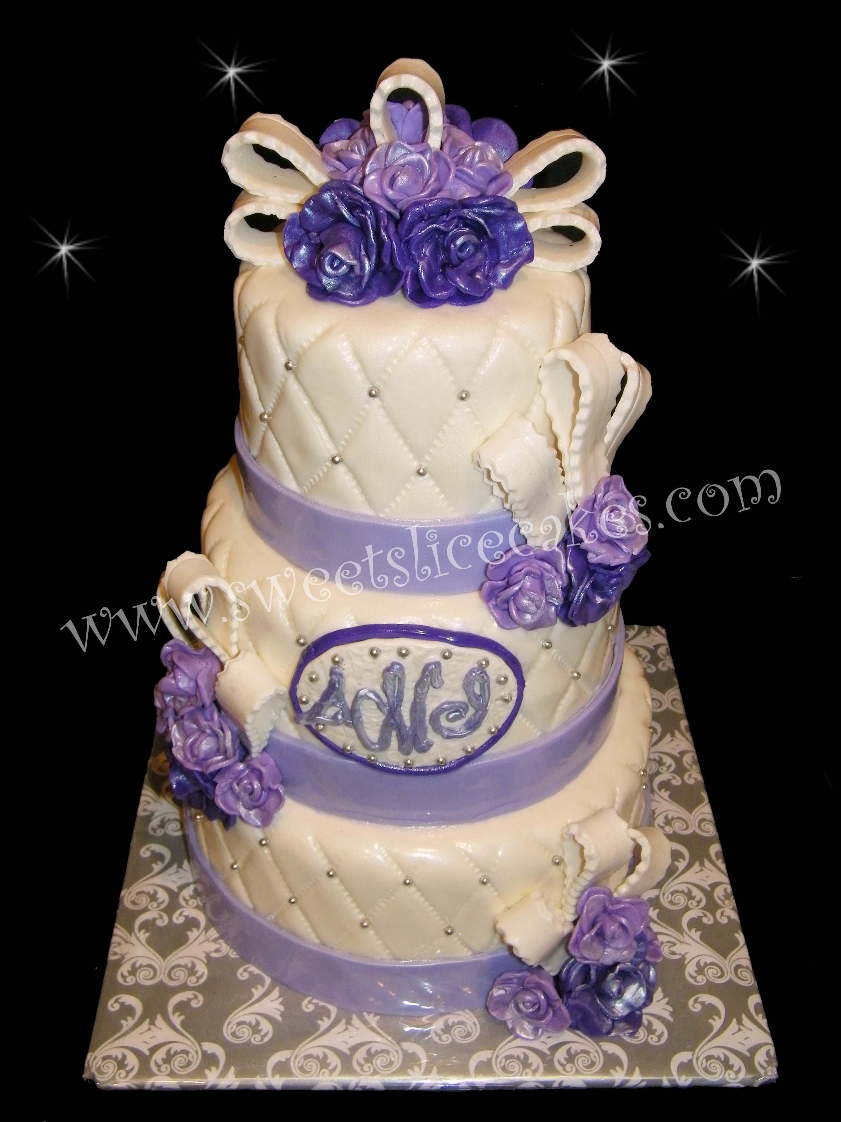 Batman Wedding Cake 67 Epic Iris Ribbon u Roses
